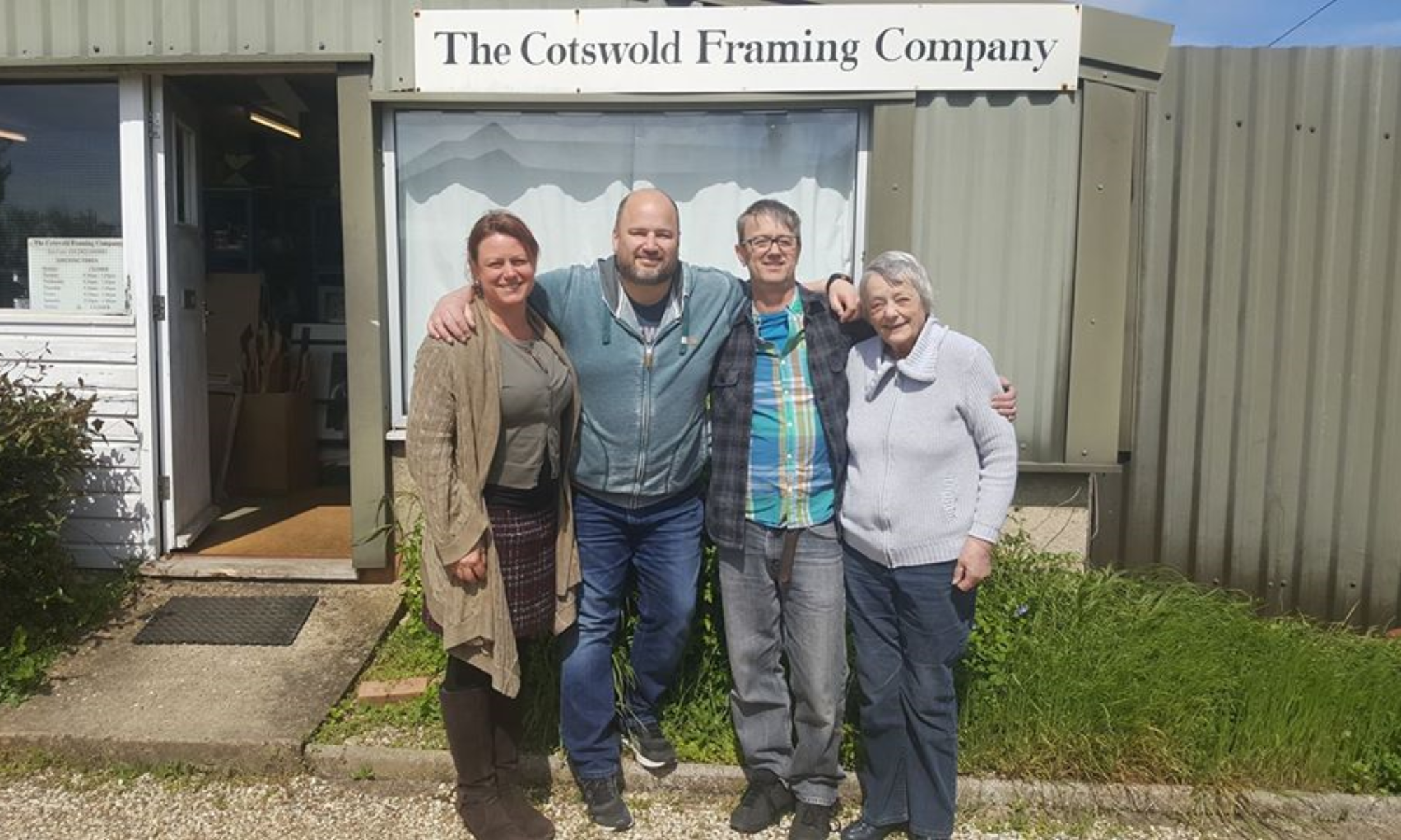 Cotswold Framing Company